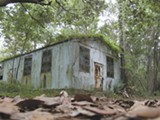 A possibly haunted building on Oatland Island
