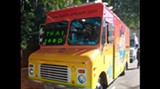 A Thai food truck in Los Angeles