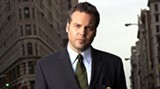 "Actor/director Vincent D'Onofrio, as Det. Robert Goren on ""Law and Order: Criminal Intent."" He'll appear in just eight episodes this season."