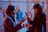 Ashton Kutcher and Lea Michele in Garry Marshall's 'New Year's Eve'