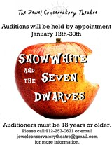 "Audition for ""Snow White and the Seven Dwarves""!"