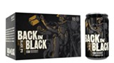 Back in Black, from from San Francisco's 21st Amendment Brewery