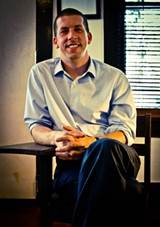 Benjamin Couch Payne, new principal of the equally new Savannah Classical Academy