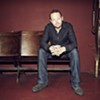 Bill Burr performs here April 18, tix on sale this Friday
