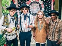 Blackfoot Gypsies @Congress Street Social Club
