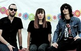 Capsula, from left: Ritxie, Coni and Martin