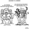 Political cartoon by Jason Combs