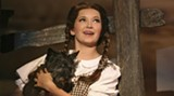"Cassie Okenka plays Dorothy Gale in ""The Wizard of Oz."""