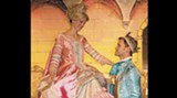 Catlin Scott and Richie Cook in Savannah Children's Theatre's 'Cinderella,' opening Jan. 14