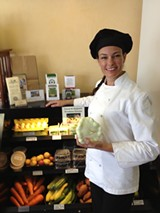 Chef Wendy Armstrong of Thrive Cafe