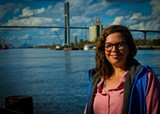 City of Savannah Environmental Services Planner Margosia Jadkowski wants us all to become better stewards of our water resources.