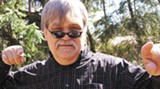 Col. Bruce Hampton is a legendary figure in Georgia music