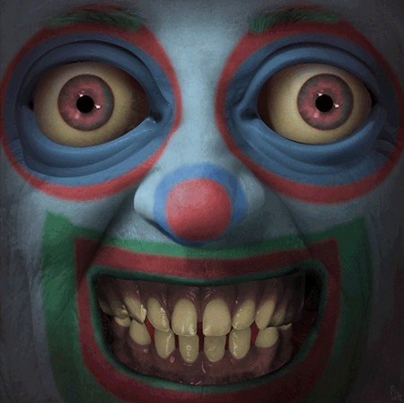 Colin Raff, Berlin, 'Creepy'