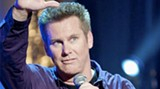 Comedian Brian Regan's coming back to town Oct. 2
