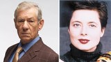 Coming to the Savannah Film Festival in early November: Sir Ian McKellen and Isabella Rossellini.