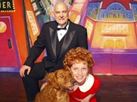 Review: Annie @ Savannah Children's Theatre