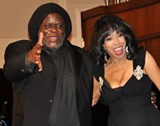 WILLIS PERRY - Doug and Jean Carn first performed together (again) in Atlanta in 2010.