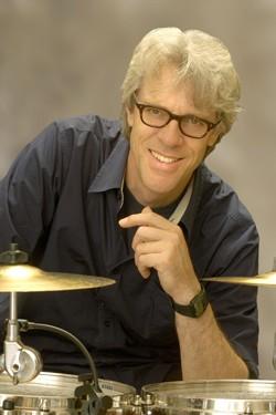 Druummer, composer & filmmaker Stewart Copeland