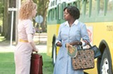 Emma Stone, left, and Viola Davis in 'The Help'