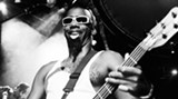 Every day is sunshine for Fishbone bassist Norwood Fisher