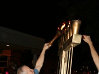 Bearing the torch for 'Thanksgivukkah'