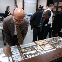 W.W. Law photo collection now open to public