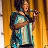 Francine Reed @The Mars Theatre