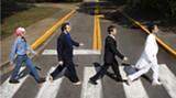 From Athens, Abbey Road Live specializes in the complex music the Beatles created in the latter part of their career