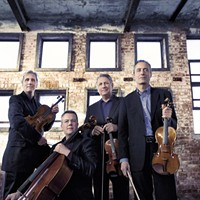 Emerson String Quartet: 'Love at first note'