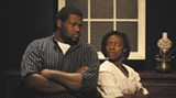"""Gary Swindell Jr. and Charlene Williams star in the City of Savannah production of """"The Piano Lesson."""""""