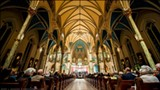 Heaven and nature will sing in the breathtaking interior of the Cathedral of St. John the Baptist. Photo by Geoff L. Johnson