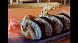 Heiwa's signature Spider Roll