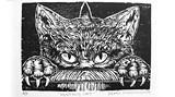 'Hunting Cat' by Prabu Sivalingam