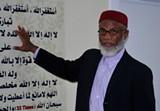 Imam Maajid Faheem is the spiritual leader of Savannah's Masjid Jihad.