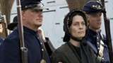 "In ""The Conspirator,"" Robin Wright plays Mary Surratt, who was convicted in the assassination of Abraham Lincoln in 1865."