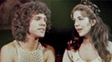 "In the original Broadway cast of ""Pippin,"" 1972: John Rubinstein and Jill Clayburgh."
