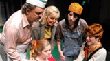 'Into the Woods' at Asbury Memorial Theatre