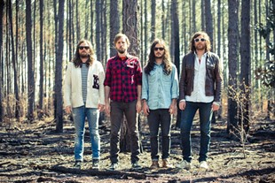 J Roddy Walston & The Business, Avers @The Jinx