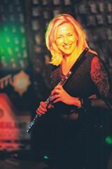 Jazz artist Brenda Morie