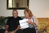 Joe O'Loughlin and Elizabeth Scott