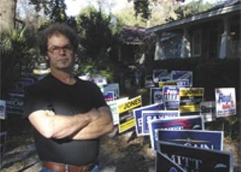 Joel Varland's garden variety politics