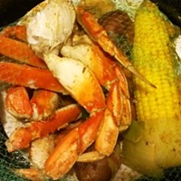 Joe's Crab Shack, plus big Zunzi's news