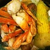 Joe's Crab Shack, plus big Zunzi's news
