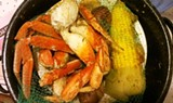 Joe's Crab Shack has brought its steam pots and other oceanic fare to River Street.