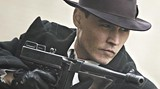 "Johnny Depp gets his Dillinger on in ""Public Enemies."""