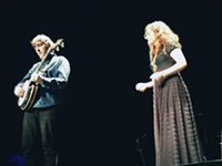 SMF review: Bela Fleck and Abigail Washburn