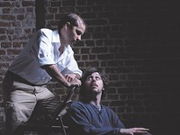 Savannah Actors Theatre: <i>The Pillowman</i>