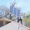 Solar power in Thunderbolt