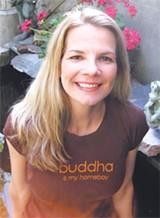 Kelley Boyd of the Savannah Yoga Center