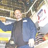 Kevin Rippman, Electronics Control Technician